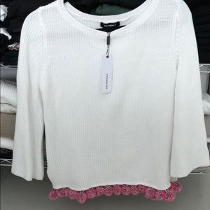 Sweaters - 525 America Pom Pom Sweater